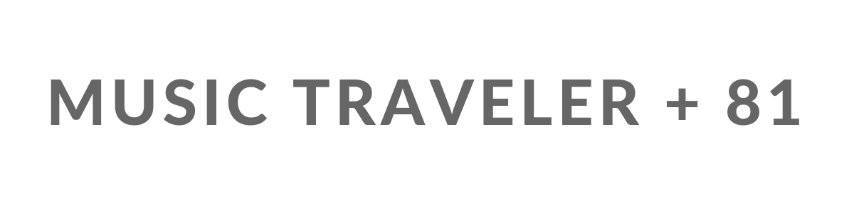 MUSIC TRAVELER +81